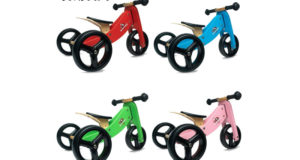 Draisienne 3 roues en bois ''Tiny Tot''