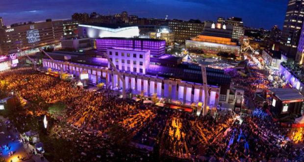 Forfait Nuitées et spectacles au Festival International de Jazz