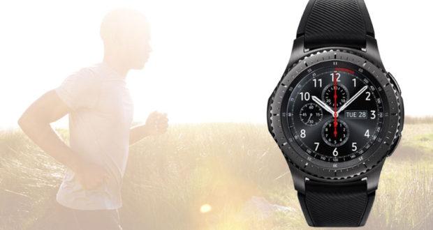 Montre Samsung Gear 3 Frontier