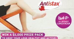 Panier-cadeau Antistax de 1000$