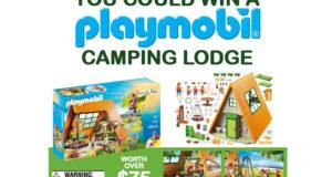 Playmobil Camping Lodge