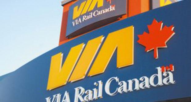 Un bon de voyage Via Rail de 10 000 $