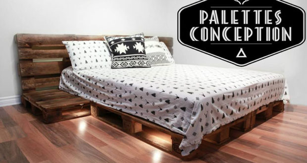 un ensemble de lit complet. Black Bedroom Furniture Sets. Home Design Ideas