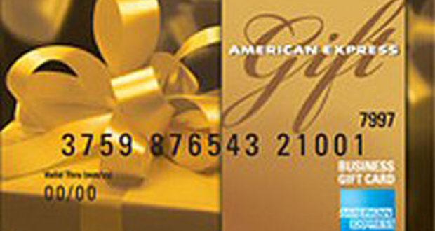 Cartes-cadeaux American Express de 750 $ chacune
