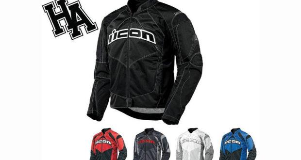 Manteau pour la moto Icon