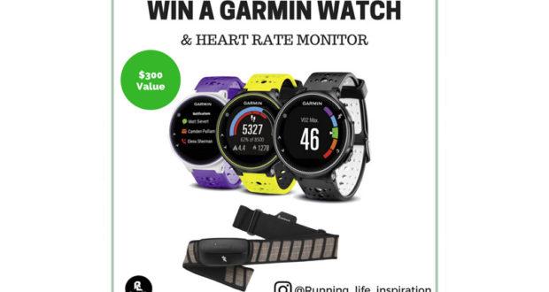 Montre de course GPS Garmin