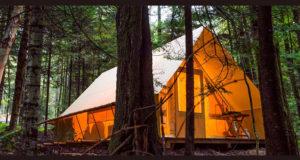 Séjour au Camping nature Huttopia Sutton