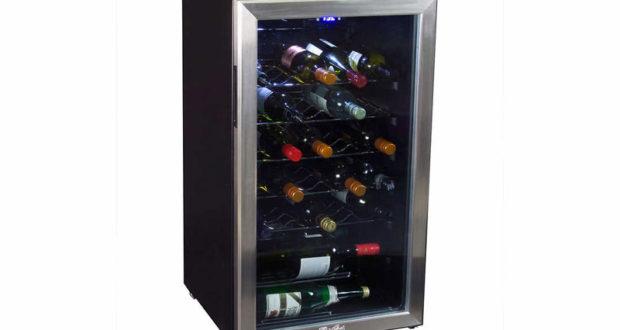 Un cellier à vin