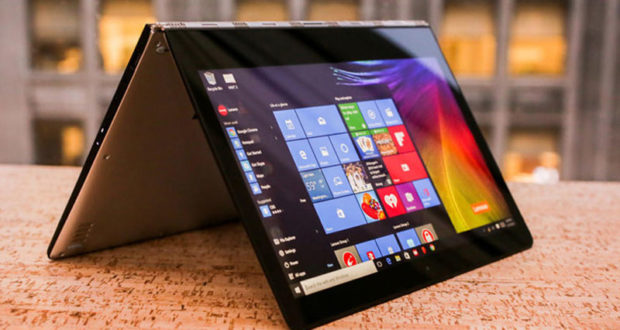 Laptop Lenovo Yoga 900