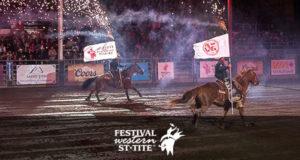 Séjour pour Quatre au Festival Western de St-Tite