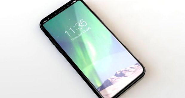 Un smartphone Apple iPhone 8