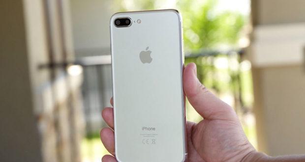 iPhone 7s d'une valeur de 800$