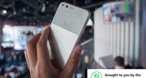 Téléphone Google Pixel