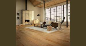 Un plancher de bois d'une valeur de 1000$