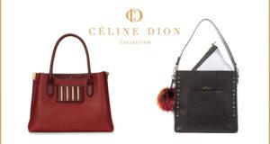 Un sac à main de la collection Céline Dion