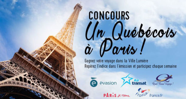 Voyage de 7 nuitées pour 2 personnes à Paris
