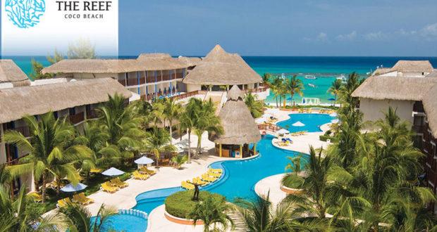 Voyage De 7 Nuits Pour 2 Au Reef Coco Beach Riviera Maya Mexique