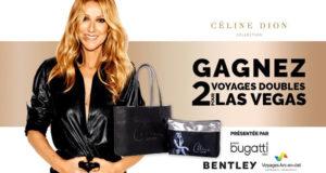 2 Voyages pour 2 à Las Vegas pour le spectacle de Céline Dion