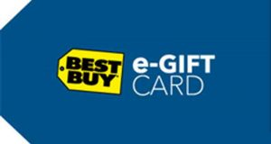 Carte-cadeau électronique Best Buy de 200 $