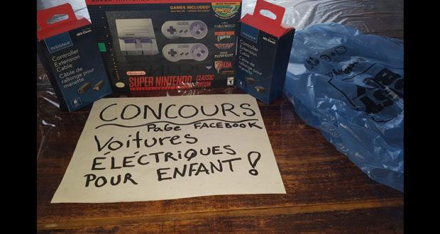 Console de jeux NES