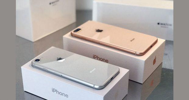 Gagnez un IPhone 8 ou 8+