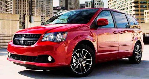Gagnez un véhicule Dodge Grand Caravan 2018 (32415 $)