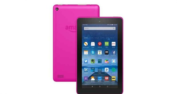 Gagnez une tablette Kindle Fire HD 8