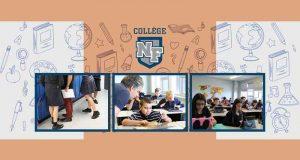 Un an de droits de scolarité au Collège Nouvelles Frontières (3500$)