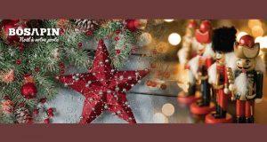 Un sapin de Noël naturel de ton choix entre 4 et 10 pieds