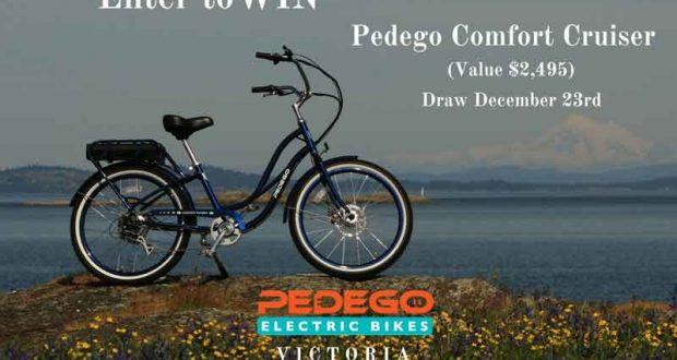 Vélo électrique de 2495$