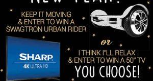 Télévision de 50 Ou scooter de ville