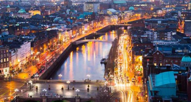 Voyage de 5 jours pour 2 à Dublin, Irlande