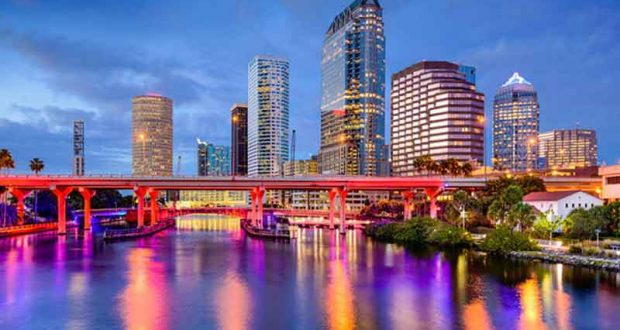 Voyage pour 2 à Tampa Bay, en Floride (3566$)
