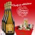 3 bouteilles de Prosecco + Panier cadeau de Chocolats favoris