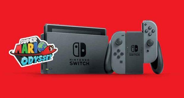 60 Ensembles-cadeaux Nintendo Switch