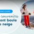 Forfait de ski et 2 nuitées pour 2 adultes et 2 enfants
