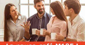 Pause-café réconfortante pour 10 personnes
