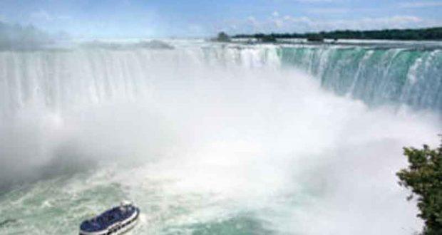Séjour à Niagara Falls