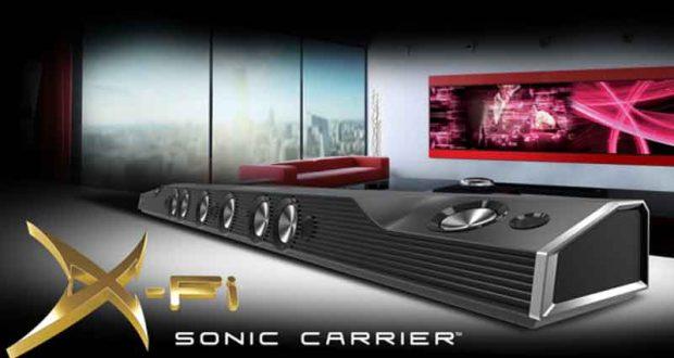 Un Creative X-Fi Sonic Carrier (5999$)