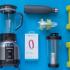 Une Fitbit + Un mélangeur électrique