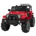 Voiture électrique pour enfant 4x4 Jeep Wrangler