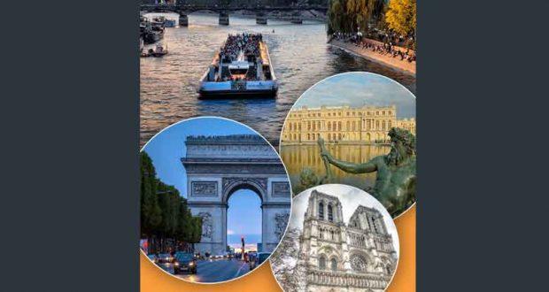 Voyage pour deux à Paris (4000$)