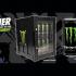 6 réfrigérateurs de bar Monster Energy de 300$ chacun