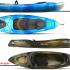 Canot, kayak ou planche à pagaie