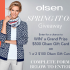 Carte-cadeau Olsen de 500 $