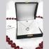 Chaîne-pendentif or et diamants d'une valeur de 285$