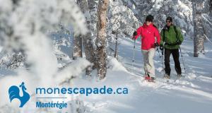Escapade hivernale en Montérégie