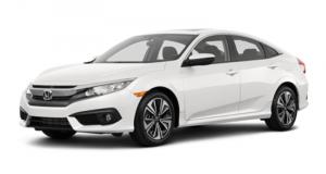 Gagnez un véhicule Civic EX-T 2018 de Honda ( 25 390 $ )