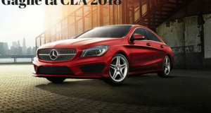Location 12 mois d'une Mercedes-Benz CLA 250 2018