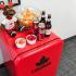 Réfrigérateur à bière canadien Molson